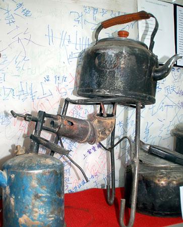 汽油大桶改炉子图