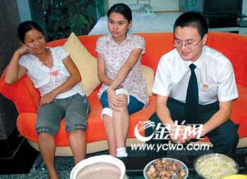 深圳首位天价奶妈尚未找到雇主(图)