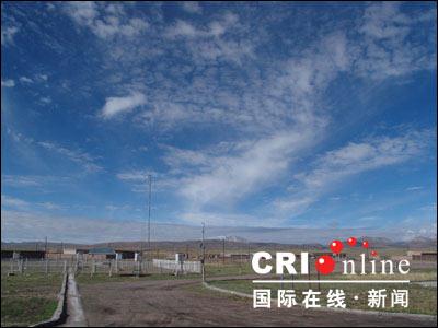 沱沱河气象站为青藏铁路气候保障服务(组图)