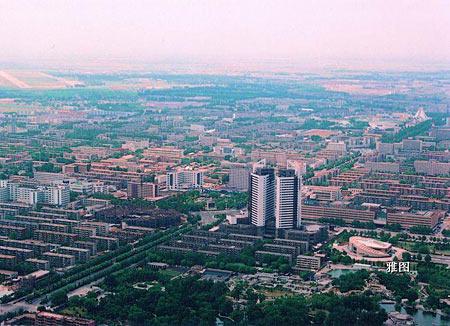 中国首个联合国人居荣誉奖:涅磐后的凤凰新城