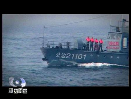 渤海湾举行我国目前规模最大联合搜救演习