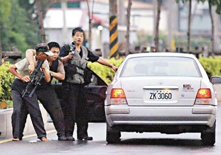 台头号悍匪张锡铭被判三个无期及55年徒刑