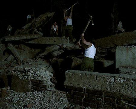 《天崩地裂》第一集-赶赴震中