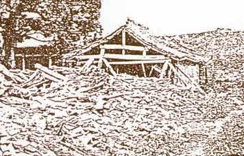 1920年宁夏海原地震