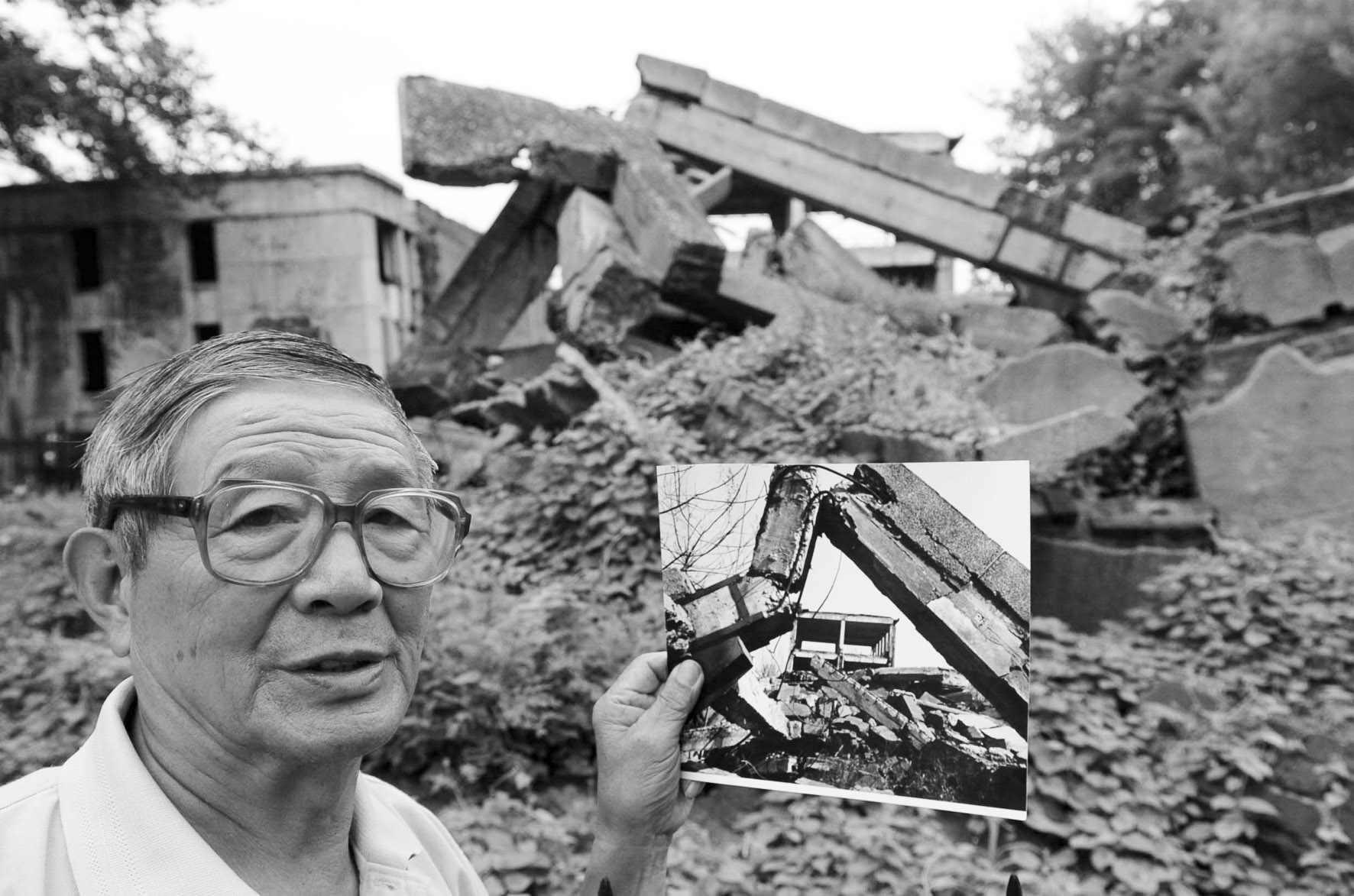 当年近30万人支援唐山救灾(图)