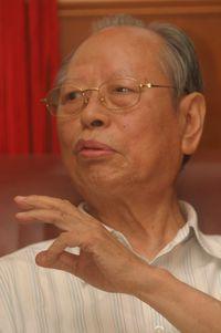 原煤炭部长肖寒:我的两个儿子死于唐山地震