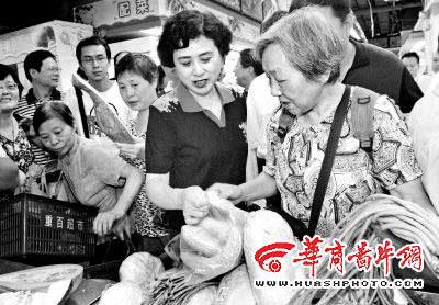 重庆高温干旱水产品涨价两成(图)