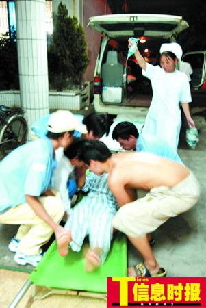 广州线路板工厂发生毒气泄漏数十名工人中毒