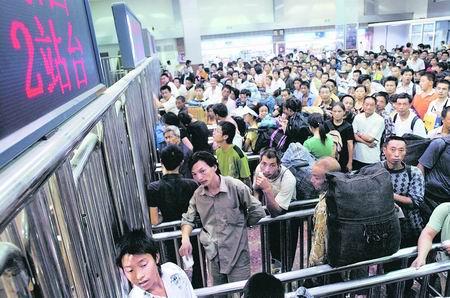 暴风雨袭广元宝成线8趟列车出川晚点(图)