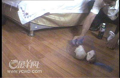 广州麻醉抢劫频发记者车站候车当众遭劫(图)