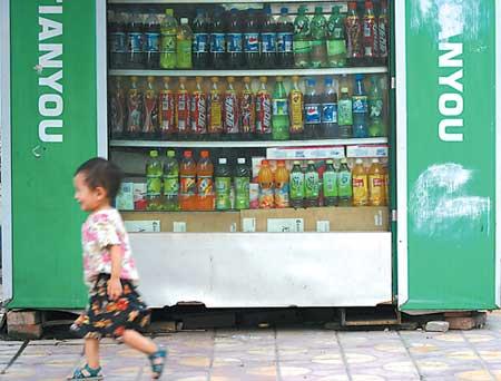 重庆纯净水断货走五家饮料店买不到纯净水