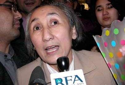 外交部谴责东突分子热比娅获诺贝尔和平奖提名