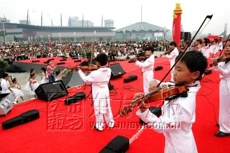 """小提琴音乐会给你带来""""爱的致意""""; 爱的致意小提琴曲谱图片分享下载"""