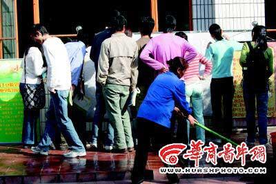 西安邮电学院向336名学生发出劝退令(图)