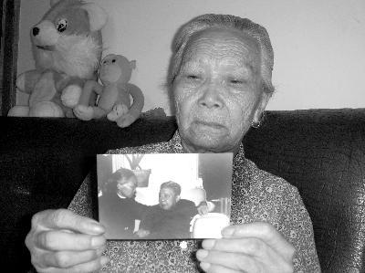陆定一女儿:父亲长征留下我53年后才相见