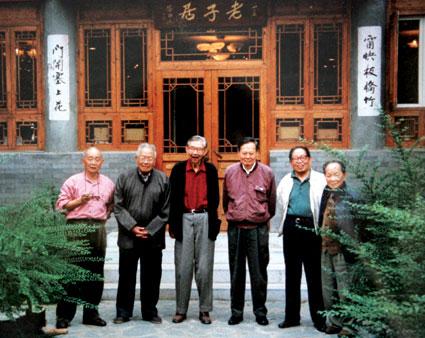 建筑大师张开济:设计了半个北京城
