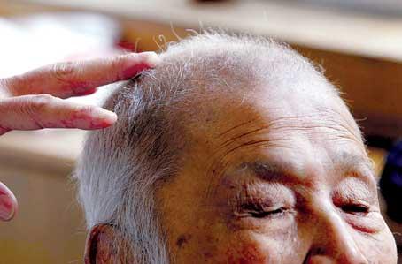 今报联动寻访百岁老人