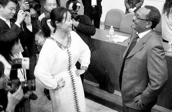 访埃塞俄比亚驻华大使:期待更多中国投资者