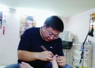 2006感动中国被推荐人:胡志国(图)