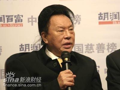2006感动中国被推荐人:余彭年(图)