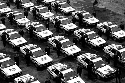 沙区新增GPS警车接到命令就近出警_新闻中心_新浪网