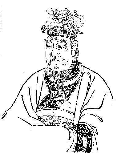 徽州元素手绘图