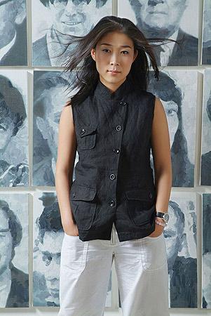 最具时尚魅力艺术经纪人评选:田原