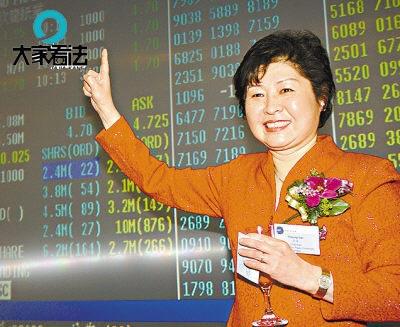 回收废旧纸箱行业里诞生出中国女首富