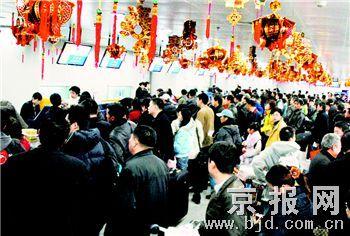 市民春节出境游人数增五成(图)