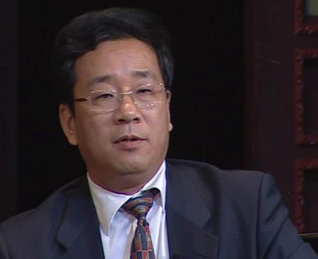 慧聪网CEO郭凡生在节目现场