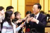 北京将开展拒绝国骂活动迎奥运