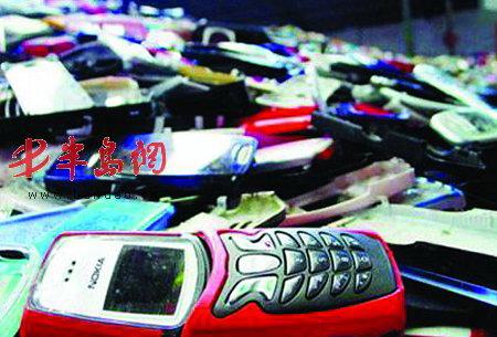 翻新手机购买调查:顾客以学生外来务工者居多