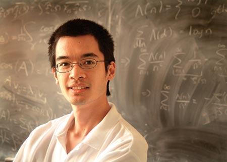 天才数学家陶哲轩
