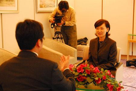 安倍 日本首相 夫人 岩松看日本/专访日本首相夫人安倍昭惠
