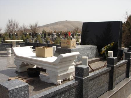 中国豪华墓地现状调查:天价墓地堪比豪宅