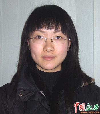 江西女大学生获邀参加哈佛亚洲商政双极年会