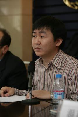图文:搜狐公司副总裁王小川