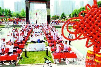 北京迎奥运文明氛围日趋浓厚(图)