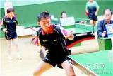 北京迎奥运和谐社区杯乒乓球赛进入区县级复赛