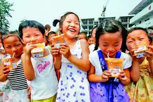 重庆荣昌v小学为小学小学生提供免费报告牛奶溺水防农村图片