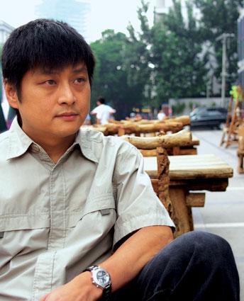 张杨只拍忠于自我的电影