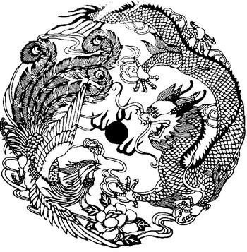 中国龙是中华民族精神象征