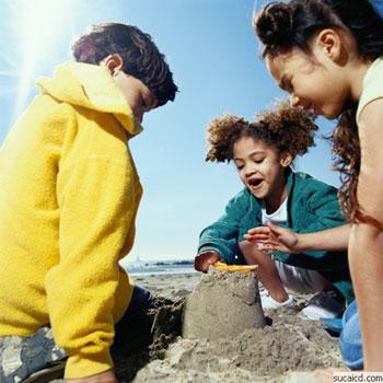 父母让孩子们变聪明的十种做法
