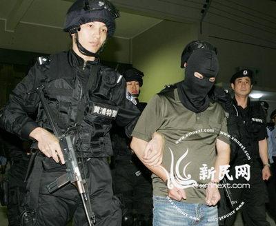 上海南京路金店劫案疑犯落网曾两度闹市抢金店