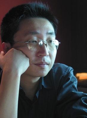 南京龙虎网络传播有限公司副总经理陈伟东(图)