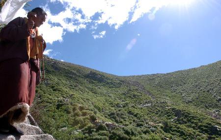 图文:青朴:藏传佛教最著名的修行圣地(6)