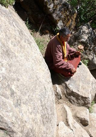 图文:青朴:藏传佛教最著名的修行圣地(8)