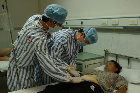 图文:四川不明疾病病因查明疫情处理工作有序进行