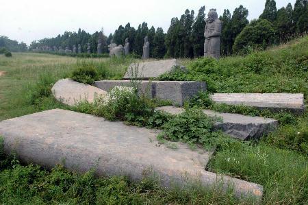 4 旷野中孤寂的北宋皇陵