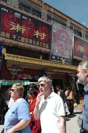 图文:西藏民间传统工艺异彩纷呈(9)